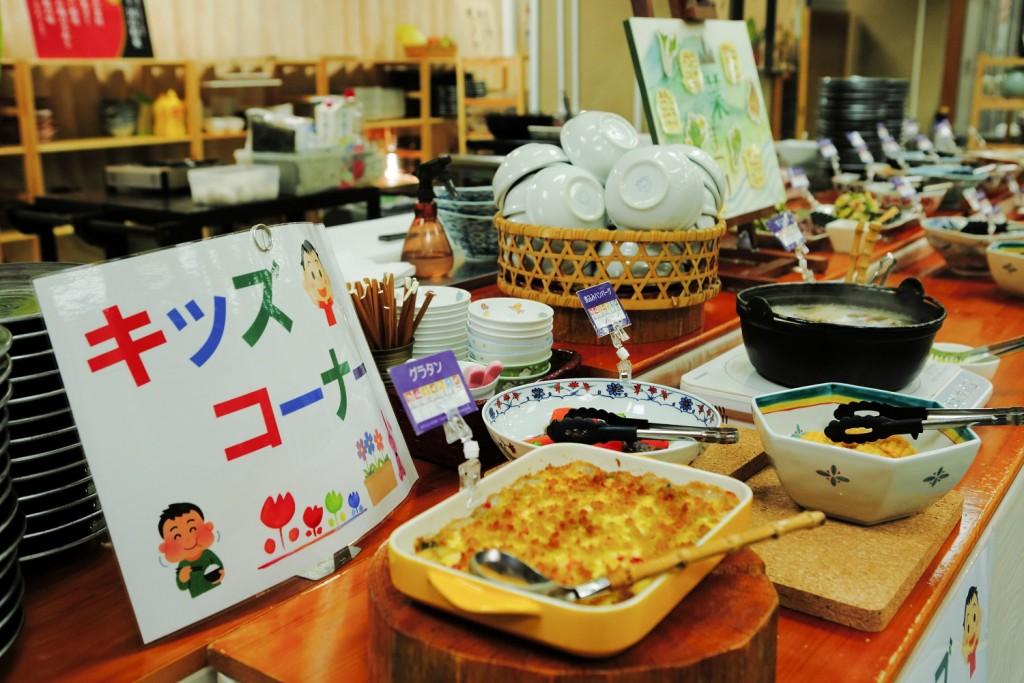 ホテル八木-晩ごはんバイキング-5月-6
