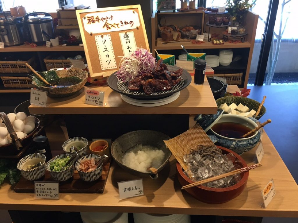 yagi breakfast buffet 20170913-6