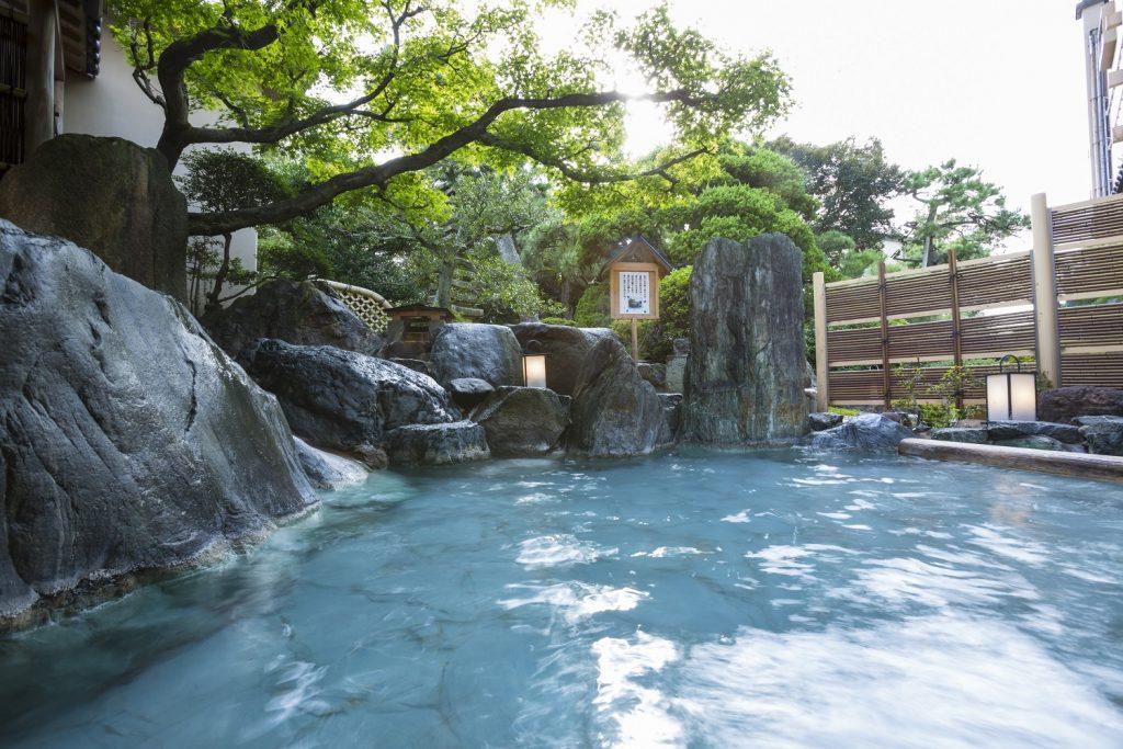 日帰りバイキング(天然温泉入浴付)