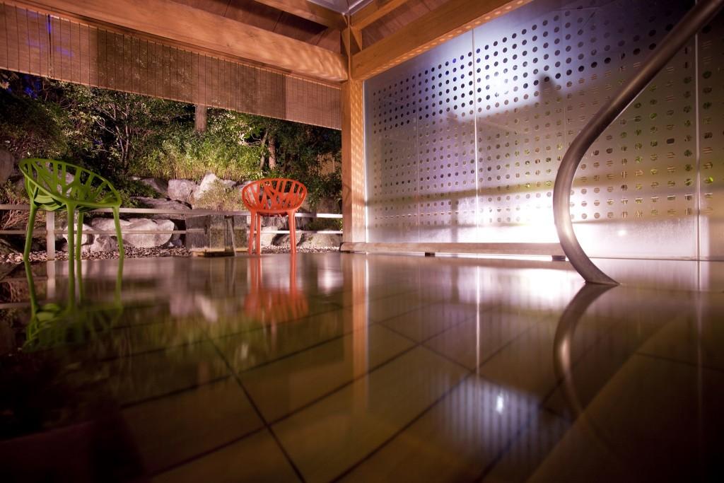 あわらの宿ホテル八木-貸切露天風呂-05